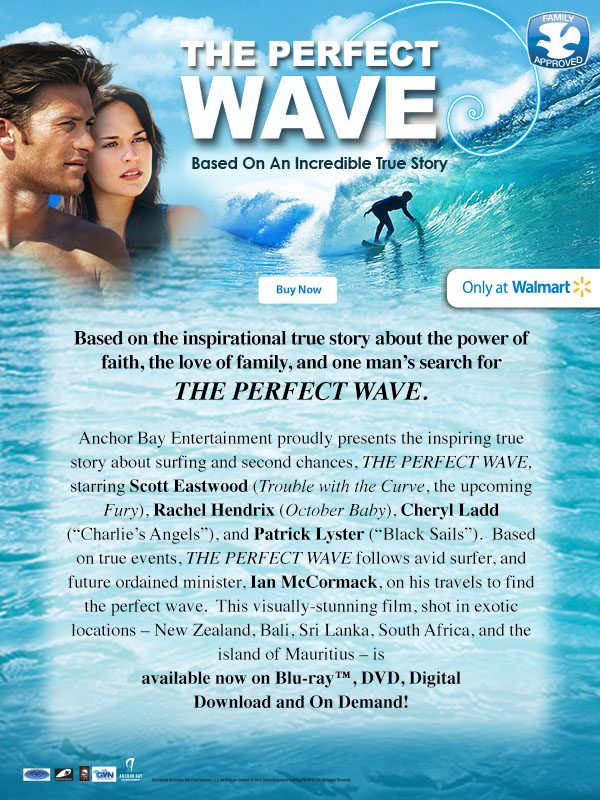 perfect wave email blast