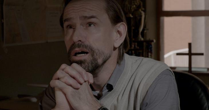 Rich Swingle in Providence movie
