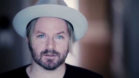 Kevin Max is one of the artists featured on Living Hope.