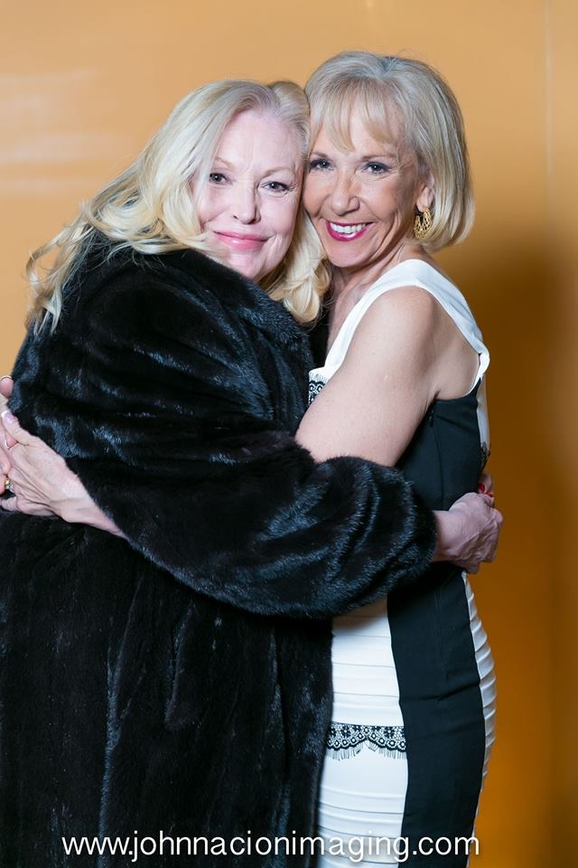 Pat and Cathy Moriarty at Screening of A Cry From Within