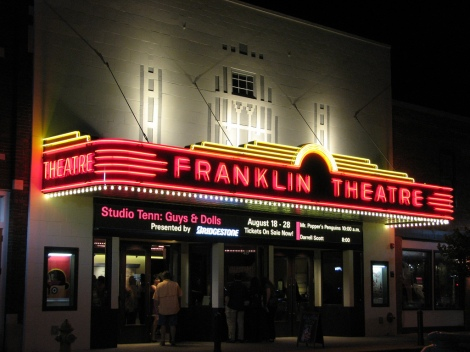 franklin theater 2