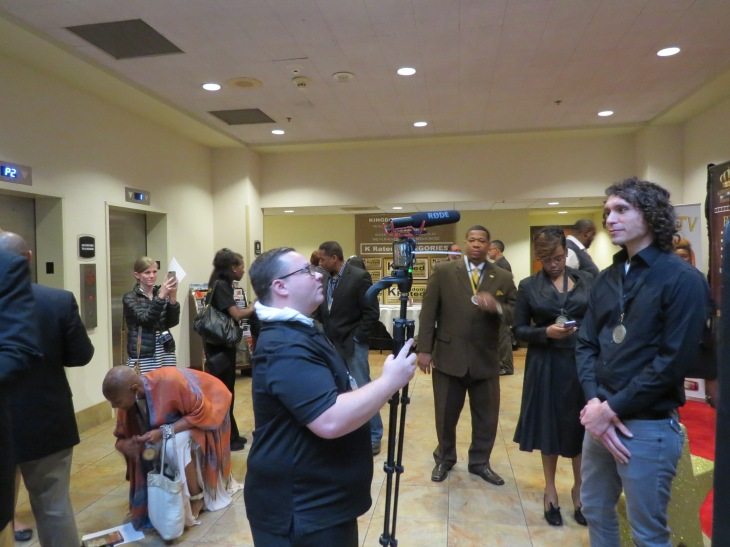 Spark TV interviewed the filmmakers, speakers, and panelists