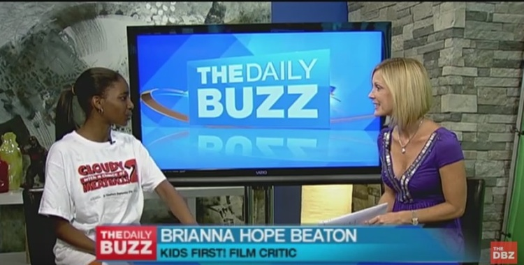 Brianna - The Daily Buzz