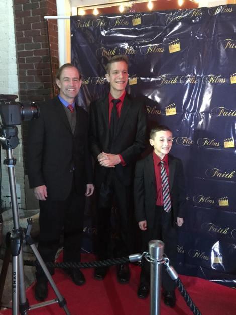 Providence movie red carpet Franklin Theatre