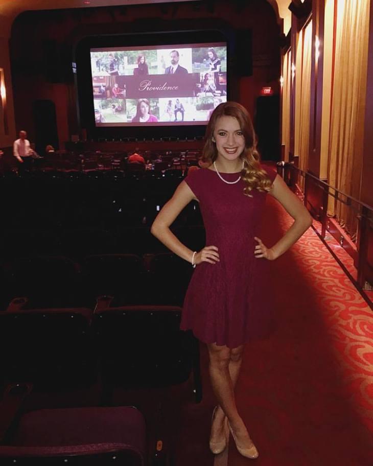 Providence movie Franklin Theatre