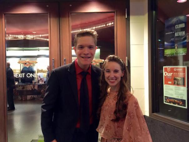 Teen leads Josh Swingle and Stacey Bradshaw