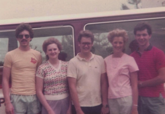 Brenda Cornerstone 1984