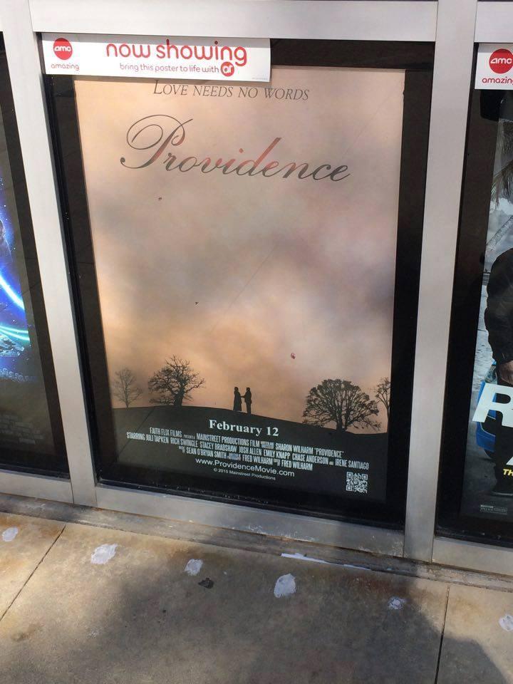 providence destin poster
