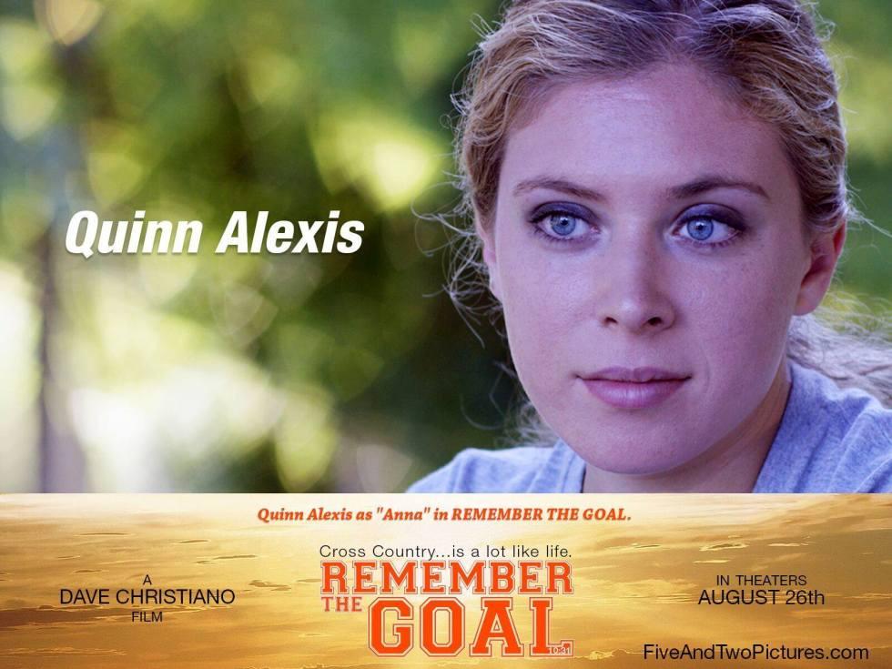 quinn Remember the goal anna