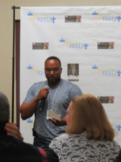 The Last Appeal wins Best Evangelist at GloryReelz Christian Film Festival.