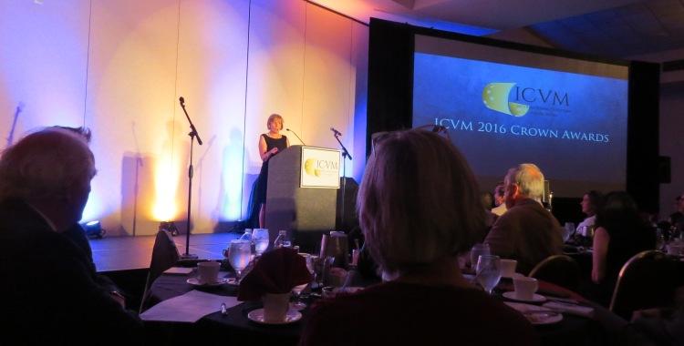 ICVM Crown Awards 2016