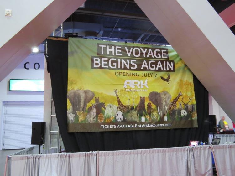 ICRS Expo hall