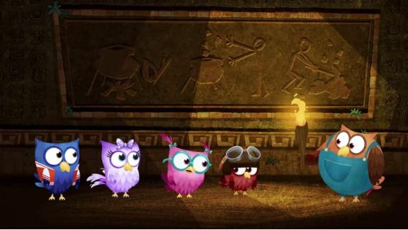 Owlegories Screenshot 3