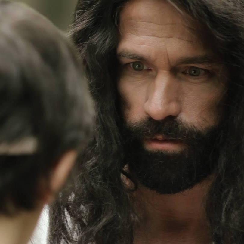 Rich Swingle as Jesus