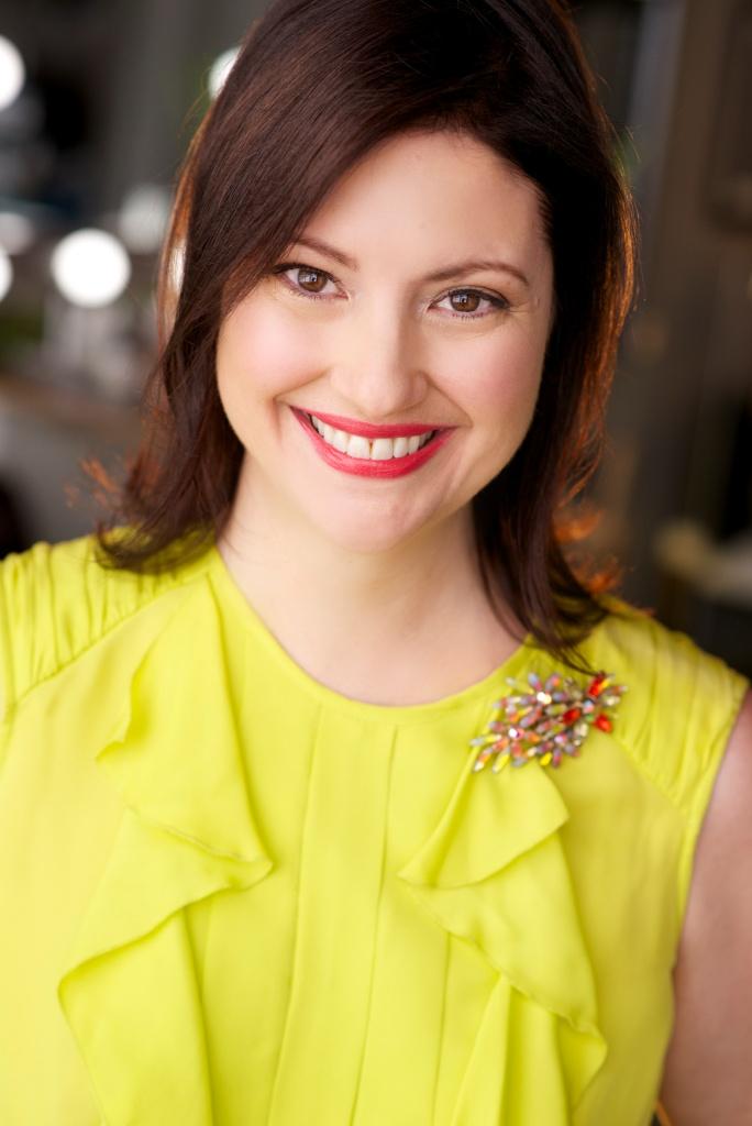 Nicole Fazio Headshot