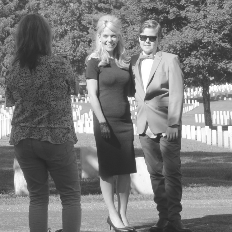 Summer of '67 BTS - funeral (1)