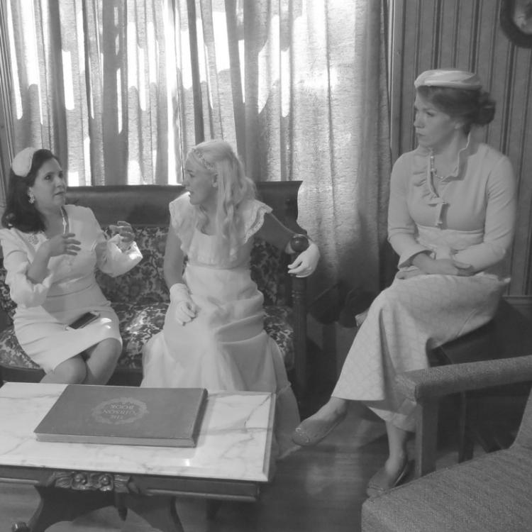 Summer of '67 BTS - wedding friends (1)