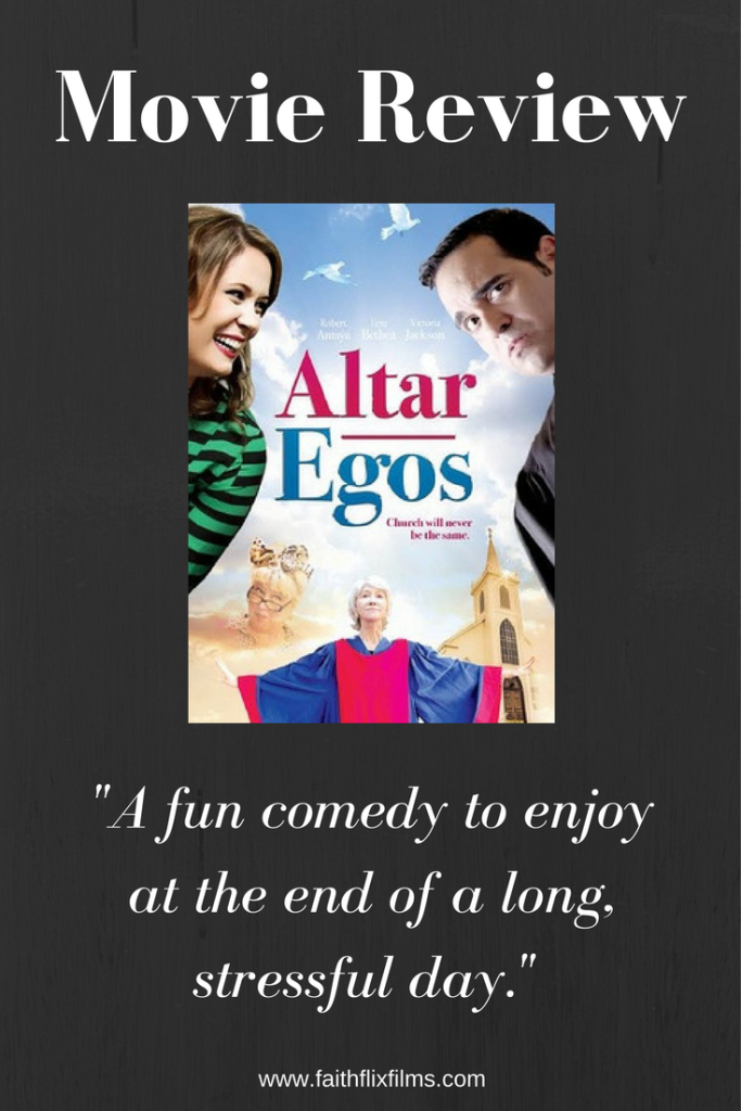 Altar Egos movie review, faith-based films, Christian comedy