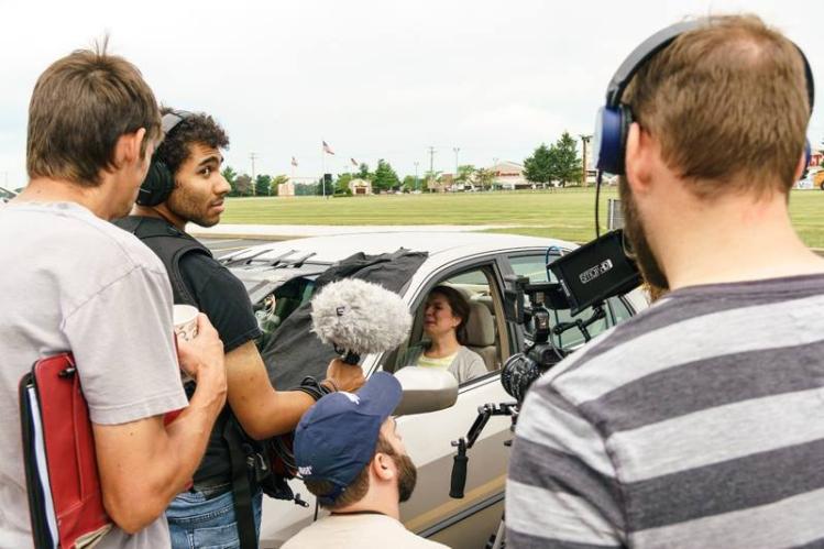 Redemption Way Behind the Scenes filmmaking