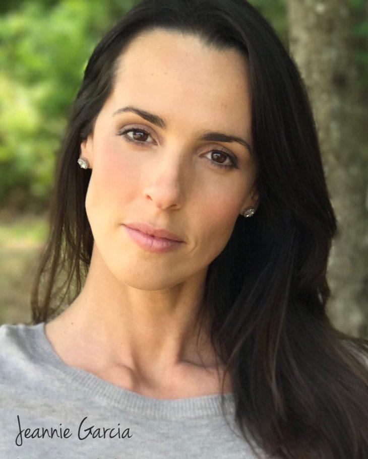 Jeannie Garcia, model, actress, singer, Christian artist