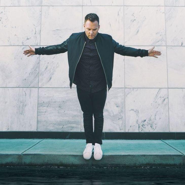 Matthew West new album, All In, CCM artist