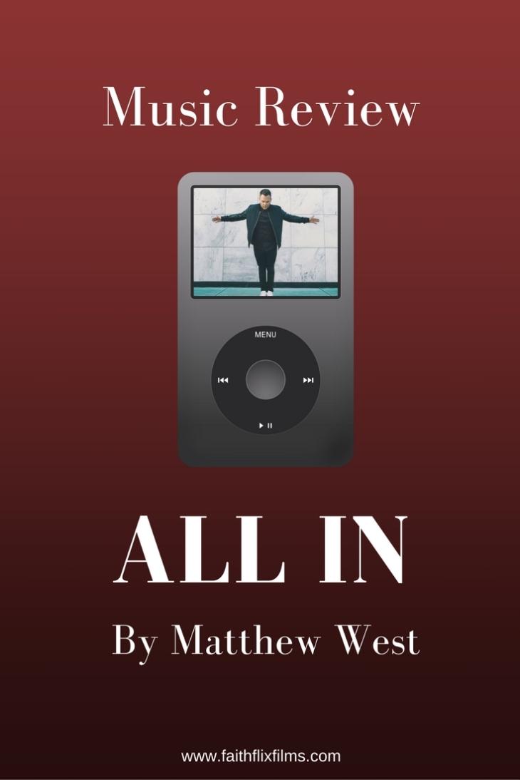 Music Review - Matthew West, ccm artist