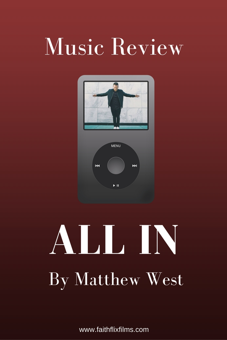 Music Review - Matthew West, ccm artist