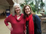 Sharon Wilharm interviews Kathleen Cooke at NRB 2018
