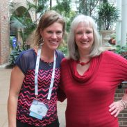 Sharon Wilharm interviews Counter Culture Mom Tina Griffin at NRB 2018
