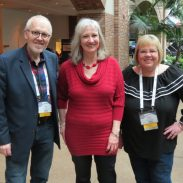 Sharon Wilharm interviews Brian Bird and Michelle Cox at NRB 2018