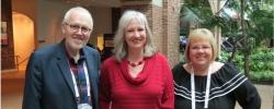 NRB 2018 - Brian Bird, Sharon Wilharm, Michelle Cox
