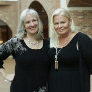 Sharon Wilharm interviews film producer Angel Hatfield at NRB 2018
