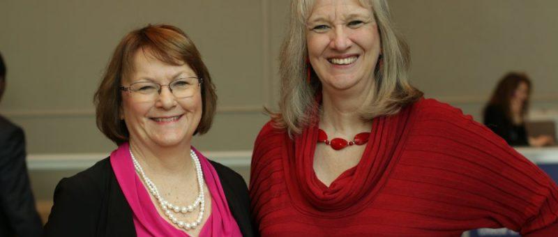 Sharon Wilharm interviews author Linda Fergerson at NRB 2018