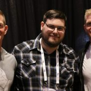 Clay Herd interviews Benham brothers at NRB 2018