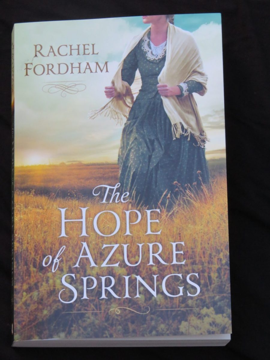 The Hope of Azure Springs - Book Review