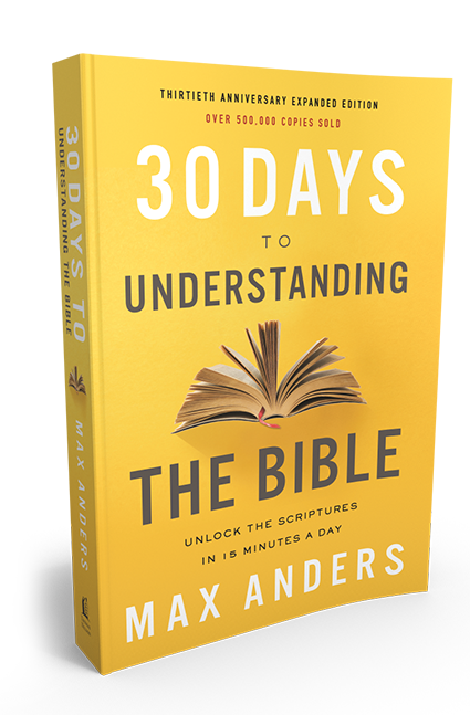 30 Days to Understand the Bible – Book Review