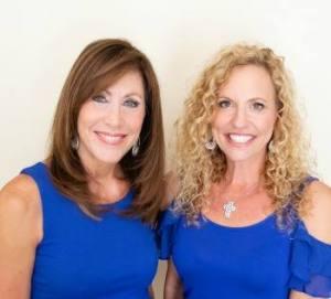 Danna Demetre and Robyn Thomson