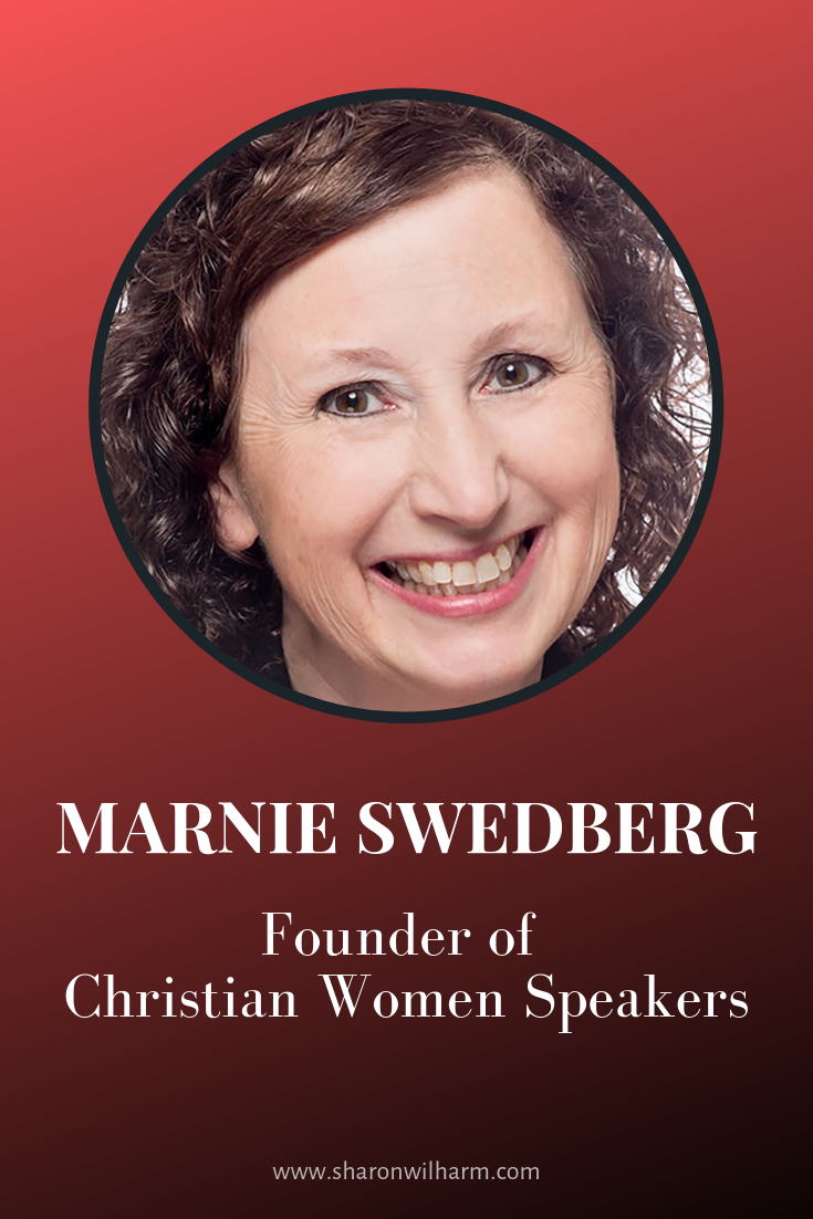 Interview with Marnie Swedberg, founder of Christian Women Speakers