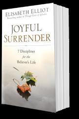 Joyful Surrender by Elisabeth Elliot