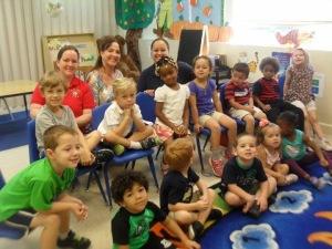 Sea Kids audience