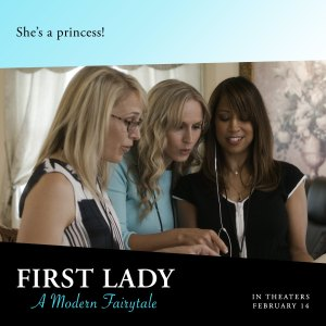 First Lady - Melissa Temme, Jenn Gotzon, Stacey Dash
