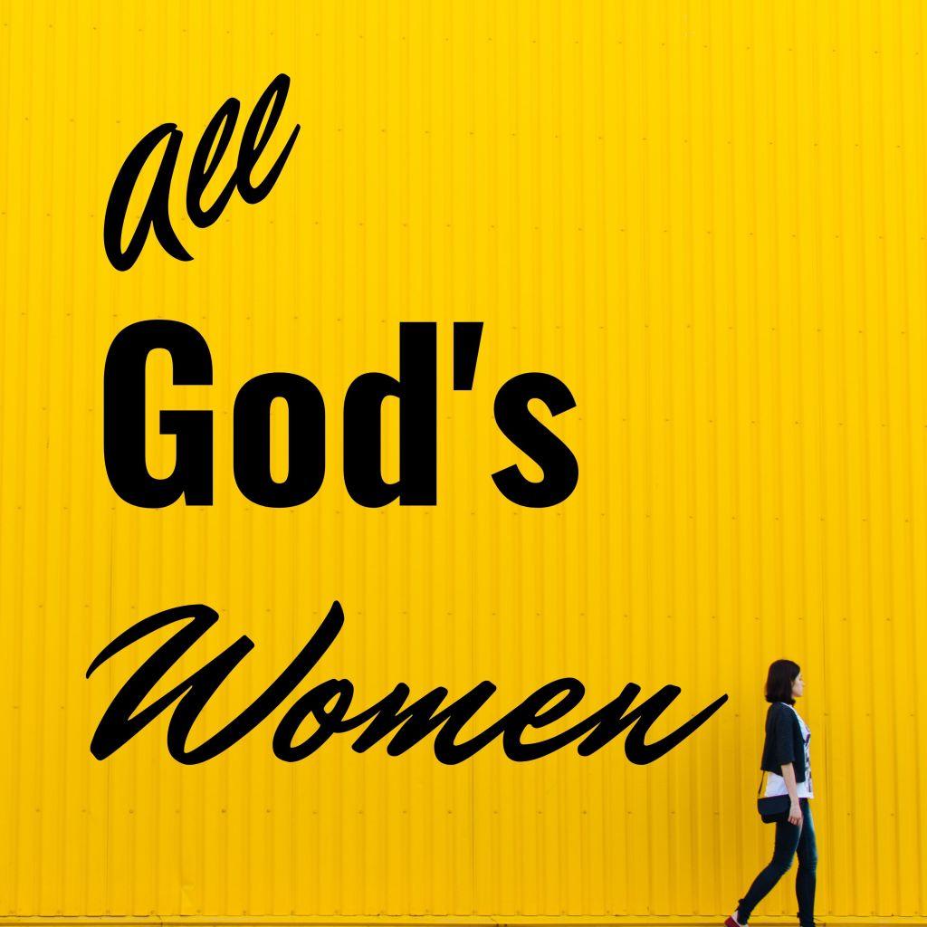 All God's Women podcast image
