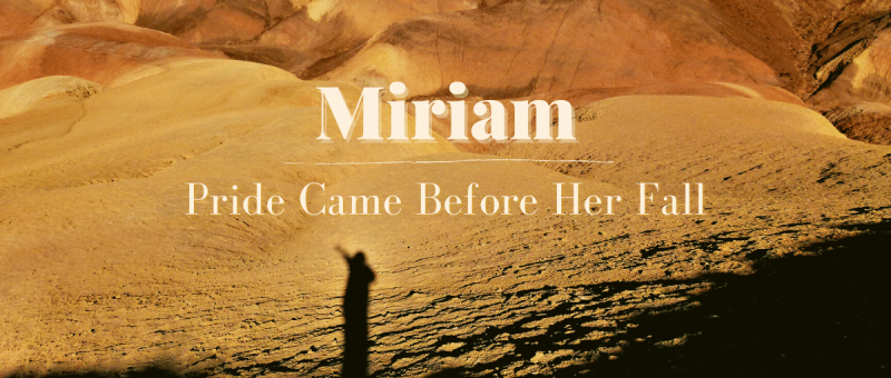Miriam in the Bible