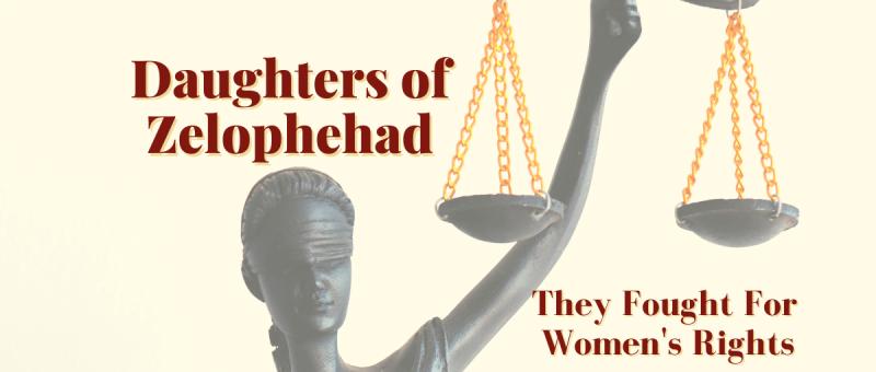 Daughters of Zelophehad women's rights