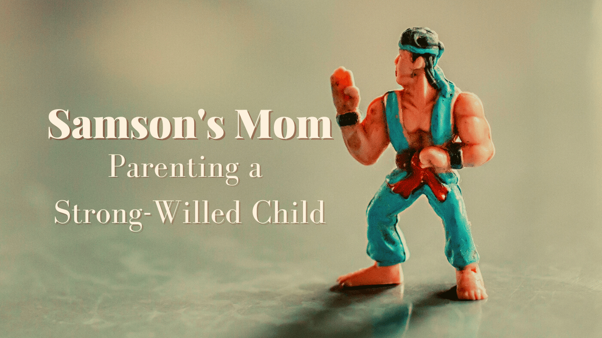 Samson's Mom