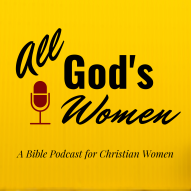 All God's Women | Sharon Wilharm - Christian Storyteller