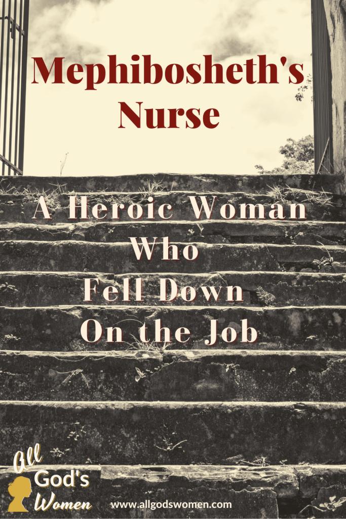 Mephibosheth's nurse