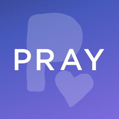 All God's Women podcast is featured on the pray.com app.