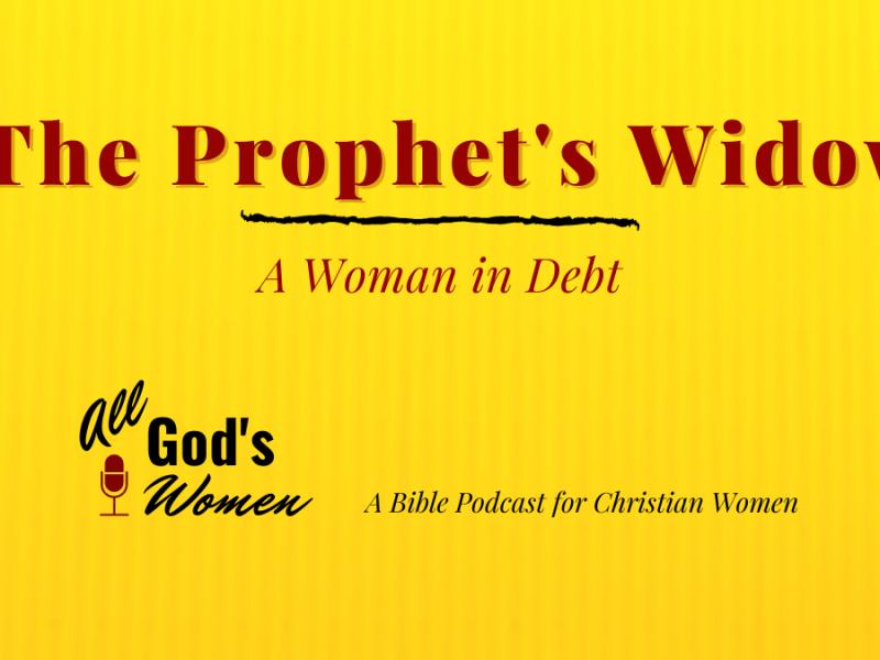 The Prophet's Widow