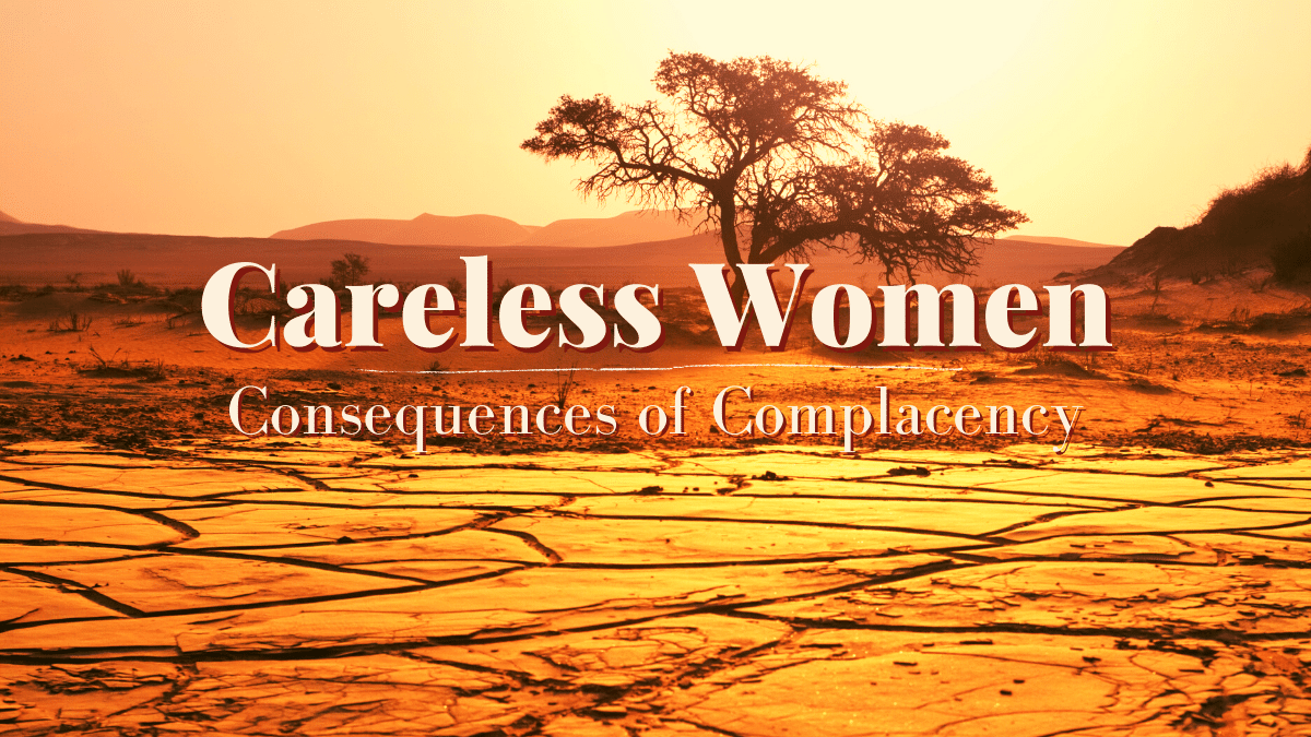 Careless Women podcast episode on All God's Women